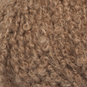 Drops Alpaca Bouclé Garn Mix 0602 Braun