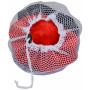 Infinity Hearts Wäschebeutel für Unterwäsche grobmaschig 50x70cm - 1 Stk