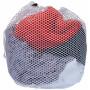 Infinity Hearts Wäschebeutel für Unterwäsche grobmaschig 40x50cm - 1 Stk