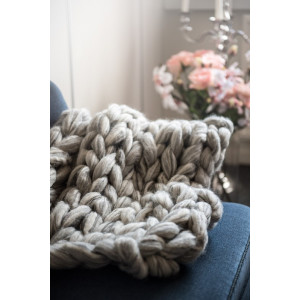Mayflower Strickmuster mit Kit Kniedecke - 85x80cm