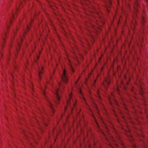 Drops Alaska Garn einfarbig 10 Rot