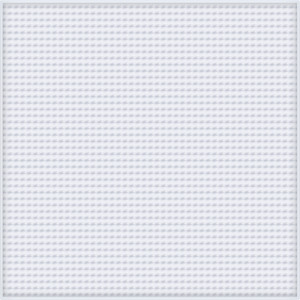 Pixelhobby XL Pixelmatte quadratisch transparent 12x12cm -1 Stk