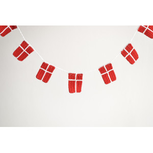 Flag von KreaLoui - Wimpel Häkelmuster mit Kit