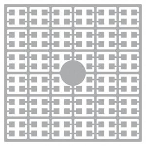 Pixelhobby Midi Pixel 277 Helles Perlgrau 2x2mm - 144 Pixel
