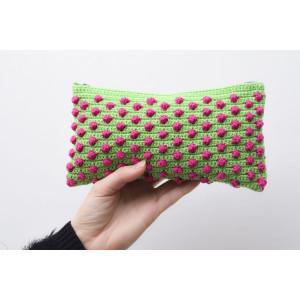 Bubble wrap by Aslan Design - Tasche Häkelmuster mit Kit
