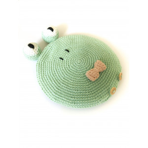 Frog Heating pad by Winthersdesign – Heizkissen Häkelmuster mit Kit