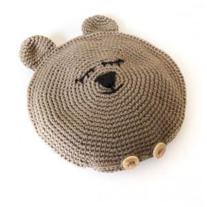Bears Heating pad by Winthersdesign - Heizkissen Häkelmuster mit Kit