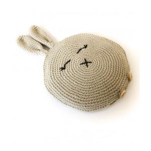 Rabbit Heating pad by Winthersdesign -Heizkissen Häkelmuster mit Kit