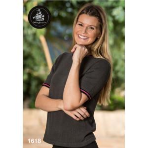 Mayflower Pullover mit schmalen Streifen – Strickmuster mit Kit Pullover Größen S - XXXL