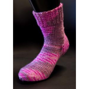 Mayflower Kuschelsocken – Strickmuster mit Kit Socken Größen 19-45