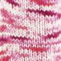 Järbo Merino Raggi Sockenwolle 75301 Rot & Rosa