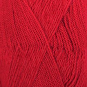 Drops Alpaca Garn einfarbig 3620 Rot
