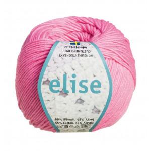 Järbo Elise Garn einfarbig 69210 Pink