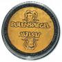 Eulenspiegel Gesichtsschminke, 20 ml, Perlglanz-Gold
