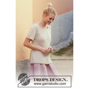 Dandelion Dreams by DROPS Design - Strickmuster mit Kit Top Größen S - XXXL