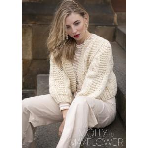 WinnieJacket Molly By Mayflower - Strickmuster mit Kit Jacke Größen S -XXL