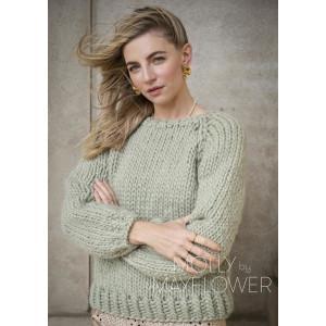 RuthSweaters Molly By Mayflower - Strickmuster mit Kit Pullover Größen S -XL