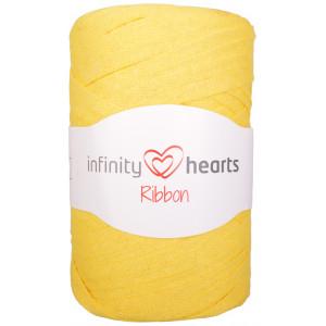 Infinity Hearts Ribbon Bändchengarn 27 Gelb