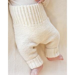 Smarty Pants by DROPS Design - Strickmuster mit Kit Baby-Hose Größen 0-4 Monate