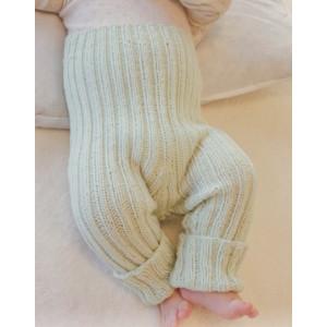 First Impression Pants by DROPS Design - Strickmuster mit Kit Baby-Hose Größen 0-4 Jahre