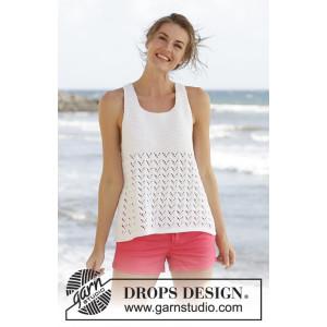 Holiday Bliss by DROPS Design - Strickmuster mit Kit Top Größen S - XXXL