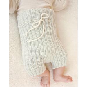 First Impression Shorts by DROPS Design - Strickmuster mit Kit Baby-Hose Größen 0-4 Jahre