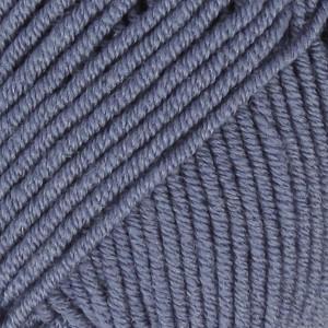 Drops Merino Extra Fine Garn einfarbig 13 Jeansblau